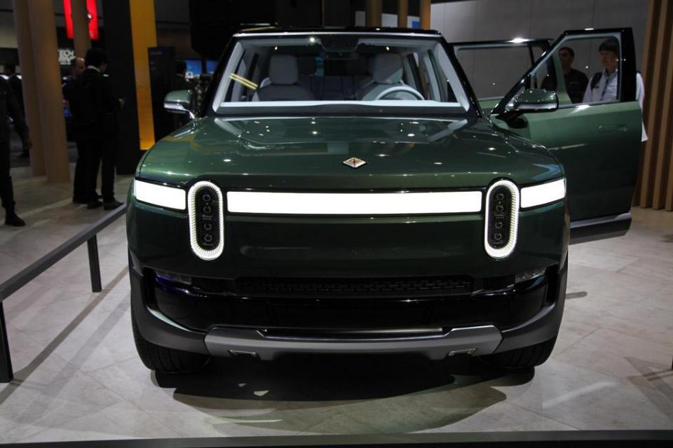 电动汽车制造商瑞威安(Rivian)正寻求700亿美元的IPO