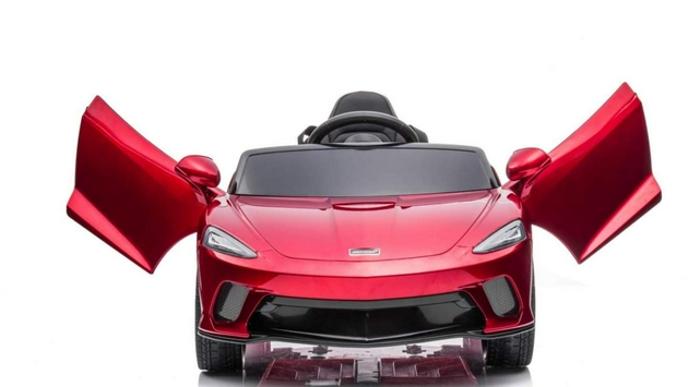为小孩们带来快乐夏天: 迈凯轮推出GT Ride-On