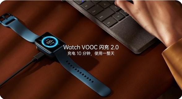 安卓手表天花板!OPPO Watch 2系列发布:双系统/1299起