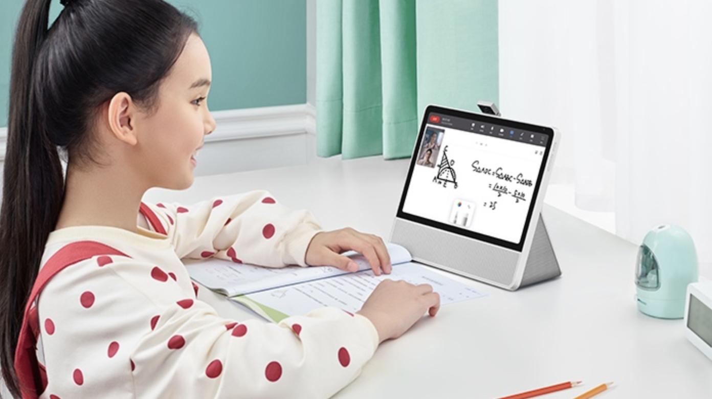 鸿蒙生态再添新成员 华为小精灵学习智慧屏帮助孩子养成良好的学习习惯