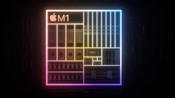 苹果芯片路线图曝光:M2/M1X等浮出水面、GPU/CPU大升级