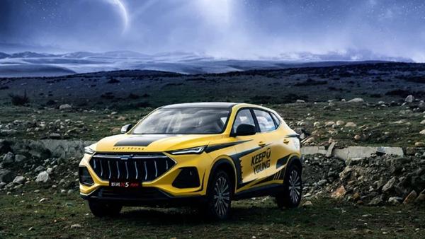 9.09万元!长安欧尚X5新增车型上市:发动机热效率高达40%