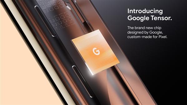 谷歌发布Pixel 6/6 Pro官图:全系搭载自研Tensor处理器
