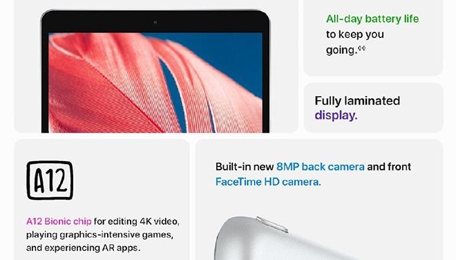 iPad 第九代提前泄露 将升级为全贴合屏幕