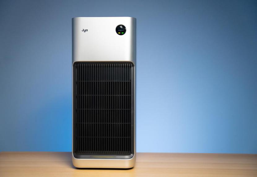 Jya峡湾 Atom除甲醛空气净化器体验:给你一个纯净的呼吸空间