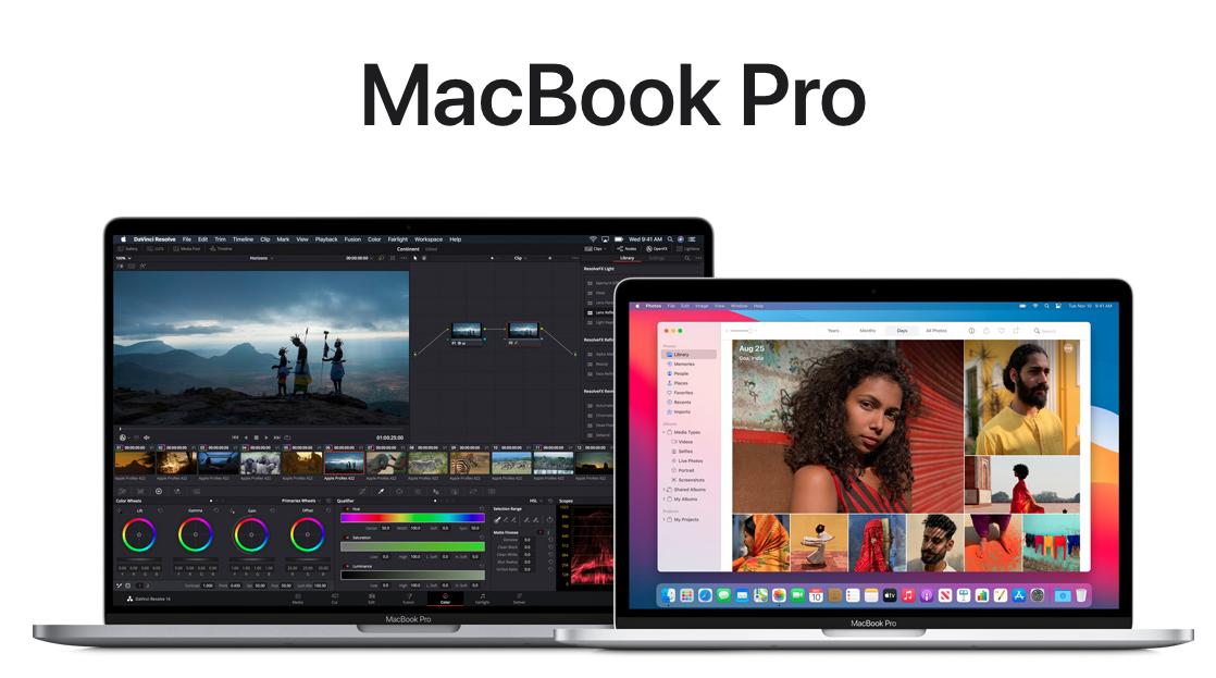 苹果新MacBook Pro将搭载刘海屏 并支持 Face ID
