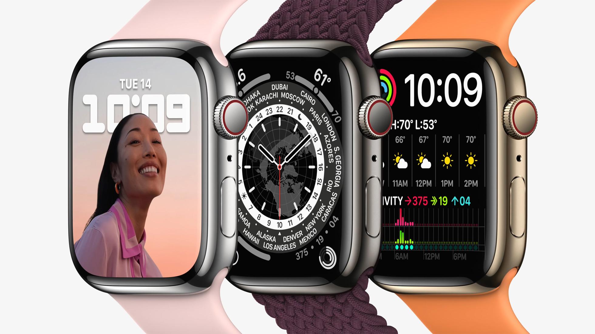 外媒爆料 苹果下一代Apple Watch将拥有Pro版本